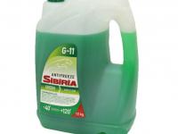 Антифриз зеленый SIBIRIA (10л)