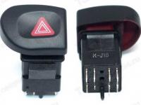 Выключатель аварийной сигнализации 2123 (379.3710М)