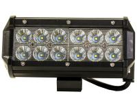 Фара дополнительного освещения светодиодная 36 Вт (167 мм)