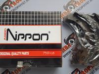 Колодки тормозные задние ВАЗ 2108-2112 Allied Nippon