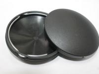 Колпак ступицы 2121*, 2123 черный пластик АвтоВАЗ