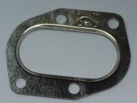 Прокладка приемной трубы 21214, 2123 металл