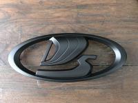 Эмблема решетки радиатора Lada 4х4 Urban матовая