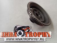 Шкив коленчатого вала 2123 чугунный ВолгаАвтоПром