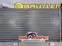 Радиатор 21214 BAUTLER алюминиевый BTL-0214
