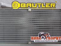 Радиатор 2123 BAUTLER алюминиевый BTL-0023