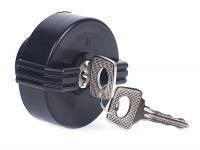 Крышка бензобака 2121, 21213 с ключом ДААЗ