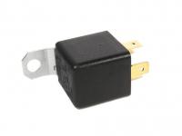 Реле 4-х контактное со съемным ушком с резистором 12V 30A
