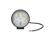 Фара рабочего света светодиодная круглая 27W (110 мм)