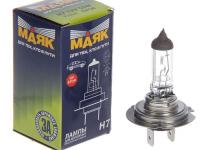 Лампа галогеновая H7 12V 55W Pх26d МАЯК