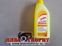 Антифриз желтый SIBIRIA (1л)