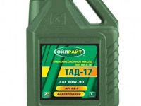 Масло трансмиссионное OIL RIGHT ТАД-17 (5л)