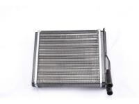 Радиатор печки алюминиевый 2123 АвтоВАЗ (ПОАР)