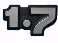 Эмблема задняя 21213 1.7
