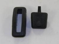 Ручка спинки переднего сидения 21213/14, 2131 в сборе с облицовкой