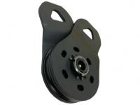 Блок усиливающий шприцуемый (10 т) металлический ролик