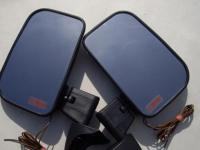 Зеркала боковые 2121* левое/правое ERGON, темно-синие с обогревом (2 шт.)