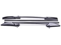Багажник 2123 рейлинги с поперечинами (чёрный)