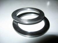 Кольцо проставочное двухрядного подшипника ступицы (IVECO)