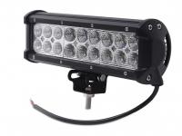 Фара дополнительного освещения светодиодная 54W (235 мм)