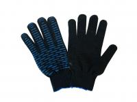 Перчатки х/б Garde чёрные