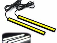 Дневные ходовые огни DRL 20,5 COМ сверхяркие светодиоды