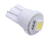 Лампы светодиодные 12V T10 W5W (1SMD,size 5050)