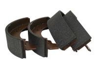 Колодки тормозные задние 2121*, 2123 SCT