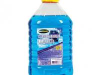 Жидкость стеклоомывателя -20 С (5 л.)