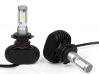 Светодиодные лампы H7 SVS 4000Lm серия S1(2 шт.)