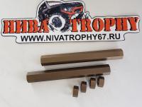 Усиленные муфты рулевых тяг 2121*, 2123