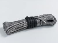 Трос синтетический для лебедок DYNEEMA (8 мм. 15 м.)