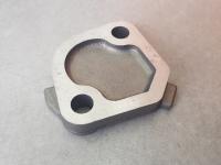 Заглушка блока цилиндров 21214 боковая (топливного насоса)