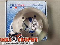 Диск тормозной 2121*, 2123 FRANCECAR
