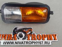 Подфарник 2121*, 2131, Lada 4х4 Urban оранжевый левый