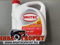Антифриз красный SINTEC (5л)