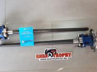 Полуоси усиленные разгруженного типа без ABS ВолгаАвтоПром (22 шлица/765 мм) н/о