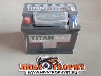 Аккумулятор СТ-60 TITAN STANDART 540A прямой
