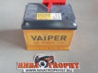 Аккумулятор СТ-60 VAIPER 480A прямой