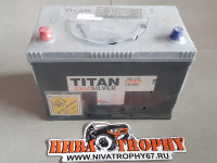Аккумулятор СТ-100 TITAN ASIASILVER 850A прямой