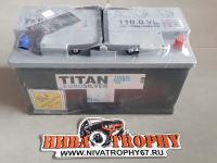 Аккумулятор СТ-110 TITAN EUROSILVER 950A обратный