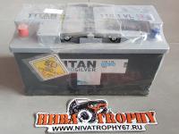Аккумулятор СТ-110 TITAN EUROSILVER 950A прямой
