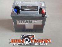 Аккумулятор СТ-55 TITAN STANDART  470A обратный