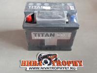 Аккумулятор СТ-55 TITAN STANDART  470A прямой