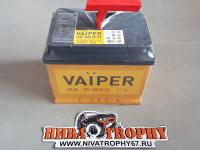 Аккумулятор СТ-55 VAIPER 440A обратный
