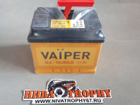 Аккумулятор СТ-55 VAIPER 440A прямой