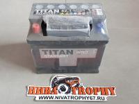 Аккумулятор СТ-62 TITAN STANDART 570A прямой