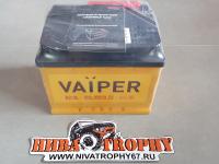 Аккумулятор СТ-62 VAIPER 500A обратный