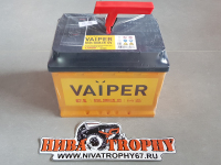 Аккумулятор СТ-62 VAIPER 500A прямой