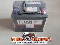 Аккумулятор СТ-63 TITAN EUROSILVER 630A обратный